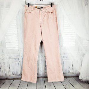 VTG New Lauren Jeans Company Pink Corduroy Pants